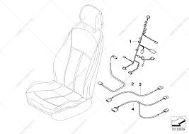 Ponent bmw z4 wiring e85 wiring set seat for bmw z4 5i roadster