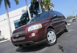 Chevrolet : Used Beautiful Chevy Uplander Unusual Chevrolet ...