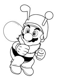 Immagini Super Mario Da Colorare Playingwithfirekitchencom