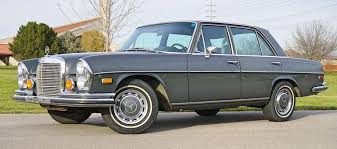 Highly attractive silver with original red leather interior that's full of lovely. Hemmings Find Of The Day 1972 Mercedes Benz 280se Hemmings