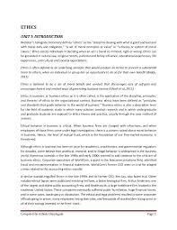 ethics unit i introduction