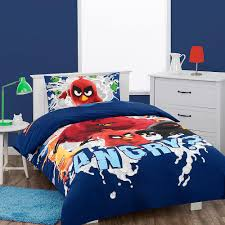 briscoes angry birds why so duvet cover set