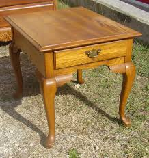 oak end tables and coffee table sets