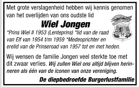 Kv Burgerlust 1924 Pagina 3 Alaaf Egelse