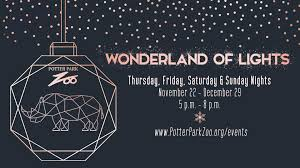 Wonderland Of Lights Lansing Mi 25th Annual Wonderland Of Lights