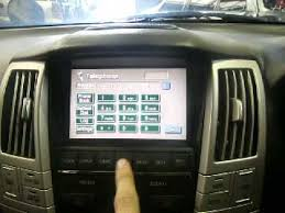 wrecking 2005 lexus rx330 dvd radio sat nav assy w gps unit from wrecking 2005 lexus rx330 dvd radio sat nav assy w gps unit from boot j12850 sat nav
