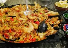 Recipe of Perfect Seafood Paella