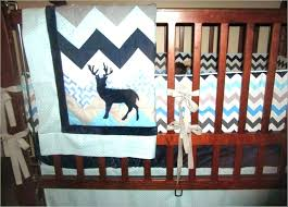hunting crib bedding deer crib bedding set baby boy crib bedding deer country duvet embroidered kids