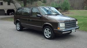 For Sale: 1990 Plymouth Voyager Turbo