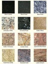 stone countertop options stone types perfect s diffe com