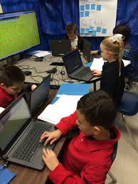 birdville isd digital learning lounge nd grade gate students 2nd grade gate students utilize padlet
