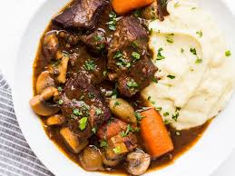 beef. Interesting Beef Beef Bourguignon To
