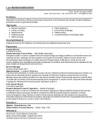 Chauffer resume Funeral Director Resume Templates Medium size Funeral  Director Resume Templates Large size