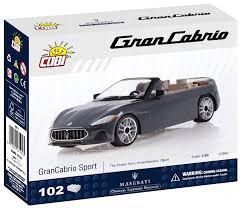 <b>Конструктор Cobi</b> Maserati 24562 GranCabrio Sport — купить по ...