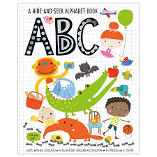 Some of these symbols were borrowed from runic writing. Abc A Hide And Seek Alphabet Book Make Believe Ideas Uk