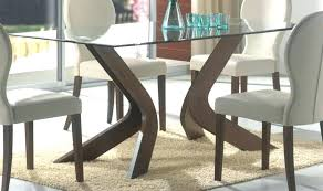 dining table base ideas interesting bases for glass top popular awesome round wood with 1