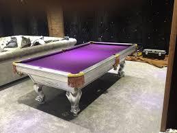 custom pool tables. Titan Custom Pool Tables