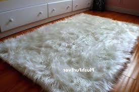 large faux fur rug sheepskin rug furry area rugs fur rug large faux fur rugs blankets