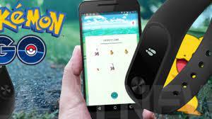 Xiaomi Mi Band (2) als Pokémon GO Plus Armband verwenden