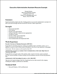 Office Assistant Duties On Resume 9 10 Administrative Assistant Tasks For Resume