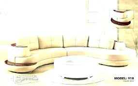 Curved Couch Sectional Sofa Small  R96