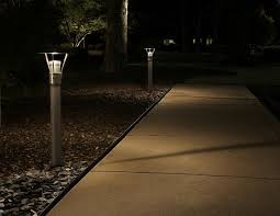 garden lighting bollards. Commercial And Hospitality Photo Gallery - Architectural Landscape Lighting | Outdoor Perspectives Garden Bollards