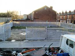 Small Picture Metal Security Palisade Fencing Bolton Bury Manchester UK