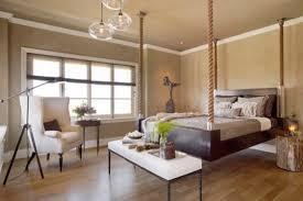 Elegant Hanging Bed Design