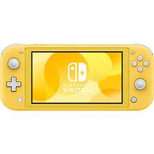 Nintendo Switch Lite - Yellow - 12 tháng bảo hành + Tặng dán cường lực -  shoptrongnghia