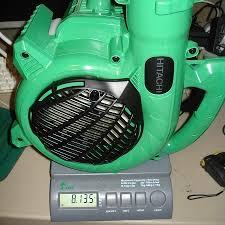 hitachi 23 9cc 2 cycle gas powered handheld leaf blower. hitachi rb24eap leaf er on scale · carb compliant gas powered 23 9cc 2 cycle handheld blower g