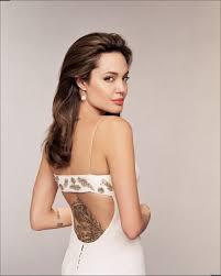 в мире стиля анджелины джоли в красивых фотографиях Angelina Jolie