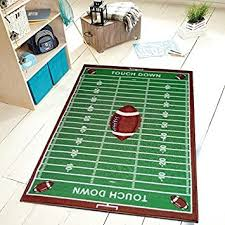The New England Patriots 2017 Super Bowl Champs Football Field Runner Rug  adds a sports feel to any bar or game room. With its football field design,  ...