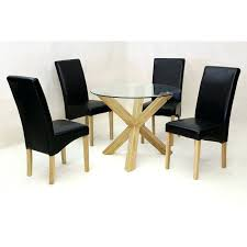 small glass dining room table small round glass dining table and chairs epic dining table with