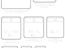 Mattress Size Chart Inches Mattress Dimensions Twin Xl Undeadkiller Co