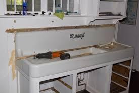 No Window Over Kitchen Sink Temporary Kitchen Sink Renovating 404