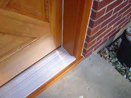 install front doorInstalling Front Door Threshold  How to Replace Front Door