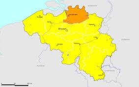 Reisadvies provincie Antwerpen naar oranje - TravMagazine