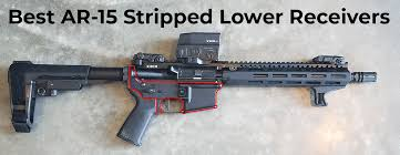 Ar 15 Rating Chart 10 Best Ar 15 Stripped Lower Receiver For Your Needs 2019