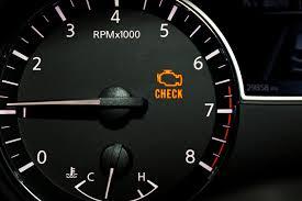 Transmission Light On My Check Engine Light Is On