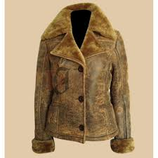 women s distressed er flight jacket distressed jacket