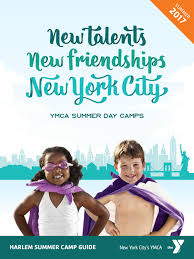 Harlem Summer Camp Guide 2017 By New York City S Ymca Issuu