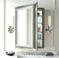 Wood Bathroom Medicine Cabinets With Mirrors Best Medicine Cabinet