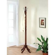 Cherry Coat Rack Stunning Wood Coat Rack With Umbrella Stand Cherry Wood Coat Rack Hall Tree