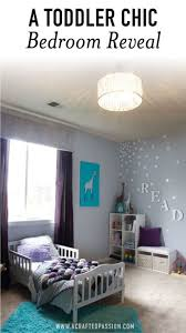 chic bedroom inspiration gray. Toddler Bedroom Image. Chic Inspiration Gray