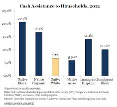 Welfare Chart By Race 2015 Welfare Whos On It Whos Not American Renaissance