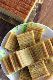 Indonesian Layer Cake Foodelicacy