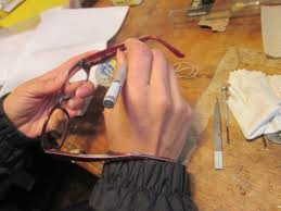 removing scratches from glasses glasses repair