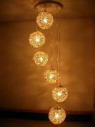 handmade lighting design. Attractive Unique Handmade Lamps Lighting Chandeliers For Living Room Design Ideas Oduow