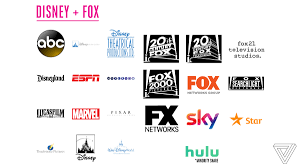 Disney Conglomerate Chart What Will Disney And Comcast Own If They Buy Fox The Verge