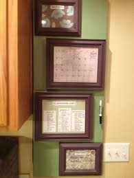 turn the fuse box cover into a chalkboard i saw this today in an fuse box cover and organizer be even just a picture